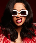 Cardi B Offers Style Advice in Her Steve Madden Campaign and Yes, It's Extra