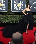 Golden Globes 2018: The Year The Stars All Wore Black