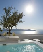 This Santorini Boutique Hotel Will Make You Feel Totally Zen