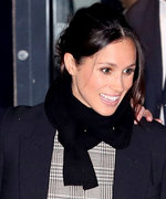 Meghan Markle Nails Two of the Biggest Winter Trends