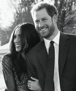 Not Coming To A Letter Box Near You: Meghan & Harry's Wedding Invites Revealed