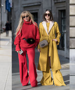 The LFW Colour Blocking Trend That's Perfect For Spring, But How Will You Wear It?