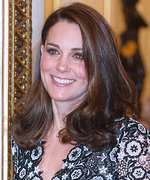 Kate Middleton Gives the Winter Floral Trend a Try