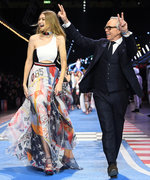 A 700 Foot Runway and 2.3 Million Pixels: These Are the Details from the Tommy Hilfiger Show