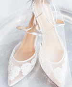 The Best Wedding Shoes: How To Choose A Pair You'll Fall In Love With