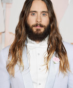 EXCLUSIVE: Jared Leto Reveals HOW He Gets That Glossy AF Mane…