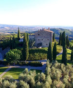 These Historical Castles Are A Tuscan Dream - And You Can Stay In Them