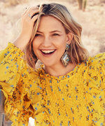 At 40, Kate Hudson is Finally Realizing Her Dream of Becoming a Fashion Designer