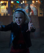 """Kiernan Shipka Is the Reason the CAOS Set Is More """"Chill"""" Than """"Chilling"""""""