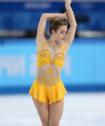 Olympian Ashley Wagner's Skating Costume: A Sea of Little Mirrors