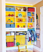 Organize Your Kids' Closet