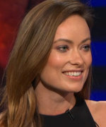 Olivia Wilde The Daily Show