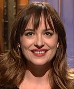 Dakota Johnson hosts SNL