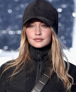 Gigi Hadid at H&M Runway Show