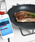 High-Tech Pan Claims to Practically Cook Your Food for You