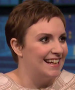 Lena Dunham Scandal Pixie Cut Late Night