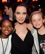 Angelina Jolie Kids Choice Awards