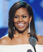 Michelle Obama at 2015 Black Girls Rock! Event