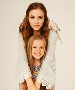 Lennon and Maisy Stella