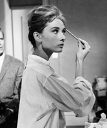 Eyebrows - Audrey Hepburn