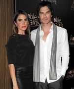 Ian Somerhalder and Nikki Reed Have Tied the Knot!
