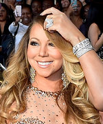 Mariah Carey Arrives In Las Vegas