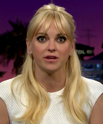 Anna Farris on The Late Late Show With James Corden