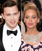 <em>X-Men</em>'s Director Just Snapped an Adorable Behind-the-Scenes Selfie with Jennifer Lawrence and Nicholas Hoult