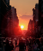 Don't Miss Manhattanhenge This Weekend in New York City