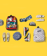 Vans Is Collaborating with Disney on a Magical New Shoe and Apparel Collection