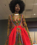 New Jersey Teen Wows the Internet with Her Handmade Prom Dress