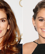 Cindy Crawford Looks Just Like Daughter Kaia in This Throwback Snap