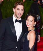 Olivia Munn Impresses Boyfriend Aaron Rodgers with Her Sword Swinging Skills