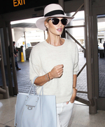 Rosie Huntington-Whiteley's Travel Style Will Inspire You This Holiday Weekend