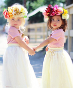 These 2-Year-Old BFFs Are the Cutest (& Most Stylish!) Thing You'll See All Week