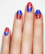 Create This<em> </em>4th of July Manicure in Just 5 Easy Steps