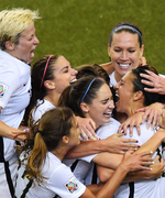 Our 3 #GirlCrushes from the U.S. Women's Soccer Team