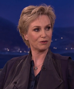"Harrison Ford Taught Jane Lynch How to Not ""Look Stupid"""