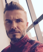 This Is Why David Beckham Has Been Twinning with Kevin Hart
