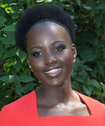 Lupita Nyong'o Shows Us Exactly How to Make Glitter Eye Shadow Sophisticated