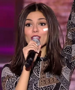 """Victoria Justice Makes It """"Hot in Herre"""" with Her Nelly <em>Lip Sync Battle</em>"""