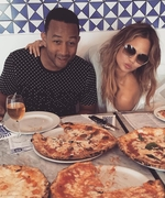 Chrissy Teigen and John Legend Are Having the Best Time Ever in Italy
