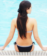 The One DIY Trick That'll Save Your Hair Color from Chlorine