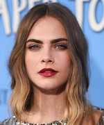 Cara Delevigne Is Thinking Pink! Check Out Her New Candy-Colored Hair