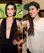 Rumer Willis Gets Extensions & Looks Exactly Like Mom Demi Moore