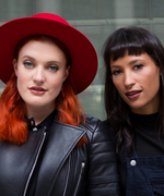 4Life Lessons We Learned from Cocktails with Icona Pop