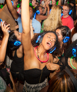 How Silent Discos Are Reinventing Clubbing, One Pair of Headphones at a Time
