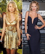 See Taylor Swift's Amazing VMA Style Evolution