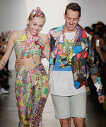 VMAs 2015: No, Jeremy Scott Did Not Design Nipple Pasties for Miley Cyrus
