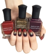 This Gradient Glitter Manicure is Perfect for Fall (& Easier Than You Think)